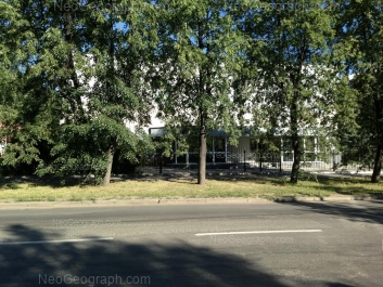На фото видно: 40-летия Октября улица, 15А. Екатеринбург (Свердловская область)