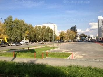 View to: Schorsa street, 112; Schorsa street, 114. Yekaterinburg (Sverdlovskaya oblast)
