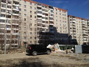 View to: Tavatuiskaya street, 1А; Tavatuiskaya street, 1Б. Yekaterinburg (Sverdlovskaya oblast)