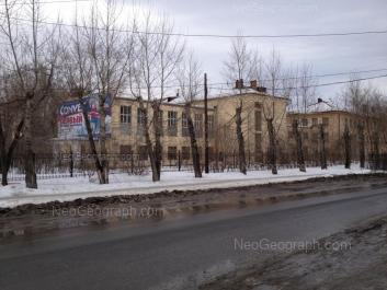 View to: Rastochnaya street, 12; Tekhnicheskaya street, 99. Yekaterinburg (Sverdlovskaya oblast)