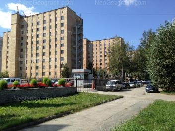 View to: Aptekarskaya street, 35; Aptekarskaya street, 37. Yekaterinburg (Sverdlovskaya oblast)