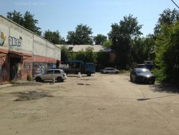 View to: Irbitskaya street, 73. Yekaterinburg (Sverdlovskaya oblast)