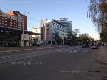 View to: Kuibisheva street, 81; Mamina-Sibiriaka street, 132; Mamina-Sibiriaka street, 140. Yekaterinburg (Sverdlovskaya oblast)