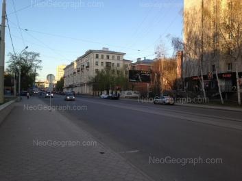 View to: Kuibisheva street, 48/7; Kuibisheva street, 48Г; Kuibisheva street, 48А. Yekaterinburg (Sverdlovskaya oblast)