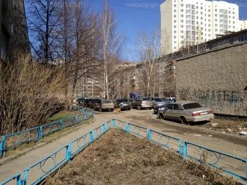 View to: Sedova avenue, 30; Tavatuiskaya street, 1А; Tavatuiskaya street, 1г. Yekaterinburg (Sverdlovskaya oblast)