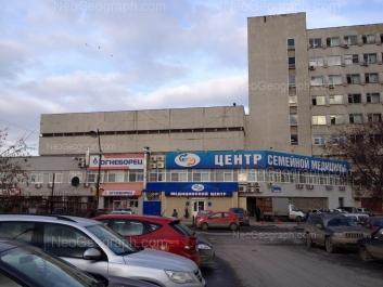 View to: Nachdiva Vasilieva street, 1/3. Yekaterinburg (Sverdlovskaya oblast)