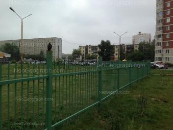 На фото видно: Парниковая улица, 1; Парниковая улица, 3. Екатеринбург (Свердловская область)