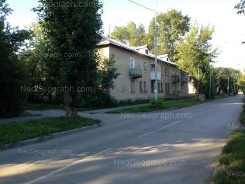 View to: Krasnikh Komandirov street, 130. Yekaterinburg (Sverdlovskaya oblast)