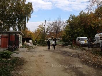 View to: Aviatsionnaya street, 70. Yekaterinburg (Sverdlovskaya oblast)