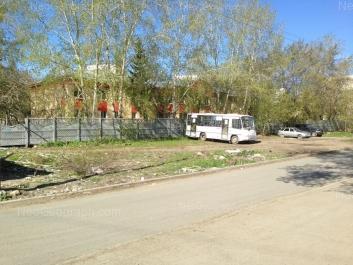 View to: Bilimbaevskaya street, 18а. Yekaterinburg (Sverdlovskaya oblast)