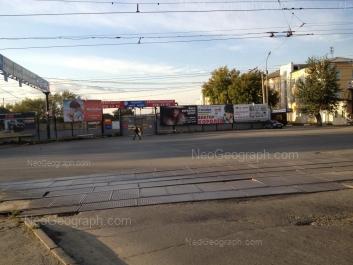 На фото видно: Челюскинцев улица, 35. Екатеринбург (Свердловская область)