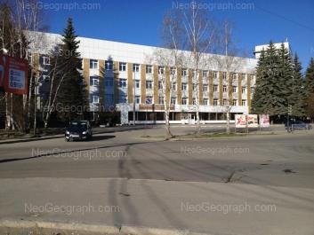 View to: Vogogradskaya street, 189. Yekaterinburg (Sverdlovskaya oblast)