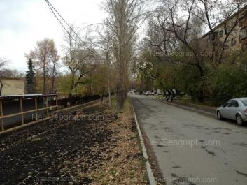 View to: Vostochnaya street, 80Б. Yekaterinburg (Sverdlovskaya oblast)