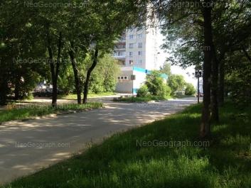 На фото видно: Культуры бульвар, 25. Екатеринбург (Свердловская область)