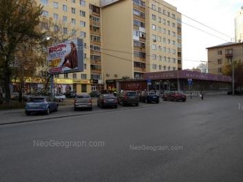 На фото видно: Белинского улица, 84; Белинского улица, 84; Белинского улица, 84. Екатеринбург (Свердловская область)