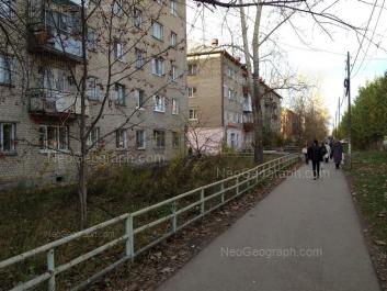 View to: Ispitateley street, 11; Ispitateley street, 12; Ispitateley street, 13. Yekaterinburg (Sverdlovskaya oblast)