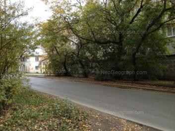 View to: Tsiolkovskogo street, 63; Tsiolkovskogo street, 65. Yekaterinburg (Sverdlovskaya oblast)