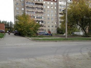 View to: Letchikov street, 10А. Yekaterinburg (Sverdlovskaya oblast)