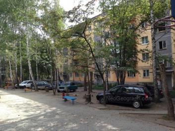 View to: Agronomicheskaya street, 22. Yekaterinburg (Sverdlovskaya oblast)