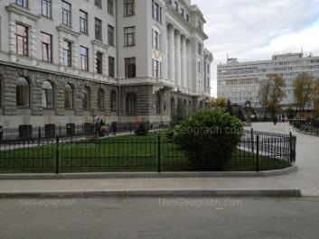 View to: Cheluskintsev street, 11; Cheluskintsev street, 11Б. Yekaterinburg (Sverdlovskaya oblast)