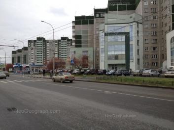 View to: Krestinskogo street, 55 к1; Krestinskogo street, 59 к1; Krestinskogo street, 59 к1; Krestinskogo street, 59 к1; Krestinskogo street, 59 к1. Yekaterinburg (Sverdlovskaya oblast)