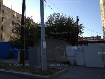 На фото видно: Сакко и Ванцетти улица, 119. Екатеринбург (Свердловская область)