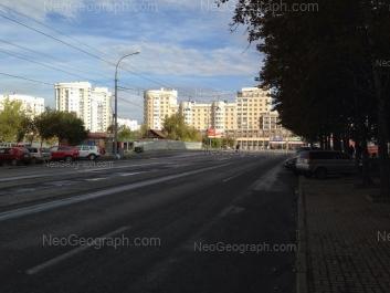 На фото видно: Татищева улица, 90; Татищева улица, 96. Екатеринбург (Свердловская область)