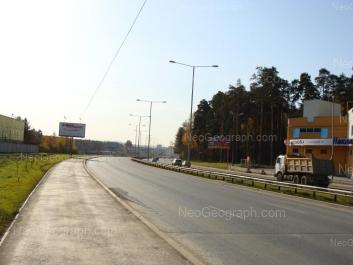 На фото видно: Базовый переулок, 22. Екатеринбург (Свердловская область)
