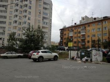 View to: Belorechenskaya street, 1А; Gurzufskaya street, 27. Yekaterinburg (Sverdlovskaya oblast)