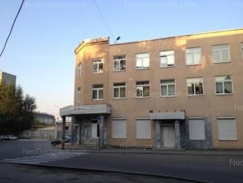 View to: Studencheskaya street, 49. Yekaterinburg (Sverdlovskaya oblast)