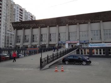 View to: Kirova street, 71 (Верх-Исетский, спортивно-оздоровительный центр); Frolova street, 19/1. Yekaterinburg (Sverdlovskaya oblast)
