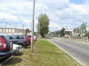 На фото видно: Начдива Онуфриева улица, 55. Екатеринбург (Свердловская область)