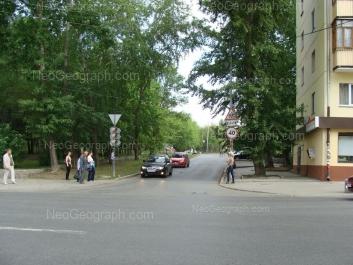 View to: Dekabristov street, 6. Yekaterinburg (Sverdlovskaya oblast)