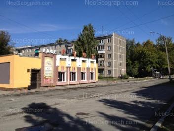 View to: Krasnikh Komandirov street, 11; Stachek street, 44. Yekaterinburg (Sverdlovskaya oblast)