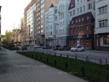 View to: Engelsa street, 15; Engelsa street, 17. Yekaterinburg (Sverdlovskaya oblast)