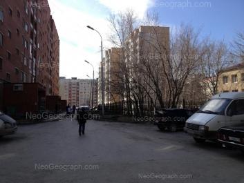 View to: Tavatuiskaya street, 4Г; Tavatuiskaya street, 4; Lesnaya street, 39. Yekaterinburg (Sverdlovskaya oblast)