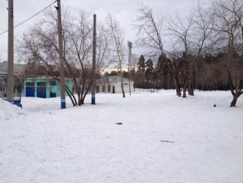 View to: Rastochnaya street, 18. Yekaterinburg (Sverdlovskaya oblast)