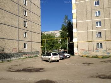 View to: Chkalova street, 127; Chkalova street, 135. Yekaterinburg (Sverdlovskaya oblast)