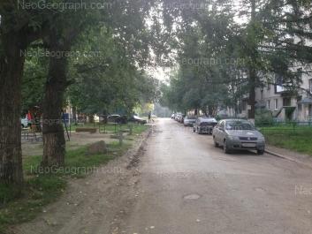 View to: Baumana street, 32А. Yekaterinburg (Sverdlovskaya oblast)