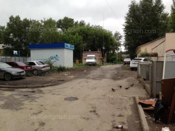 На фото видно: Коммунистическая улица, 115б. Екатеринбург (Свердловская область)