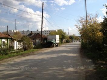 View to: Aivazovskogo street, 41/1. Yekaterinburg (Sverdlovskaya oblast)