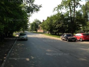 View to: Kirovgradskaya street, 79. Yekaterinburg (Sverdlovskaya oblast)