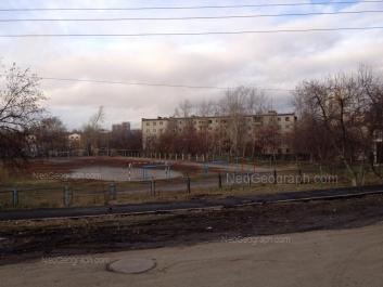 View to: Mramorskaya street, 34/1. Yekaterinburg (Sverdlovskaya oblast)