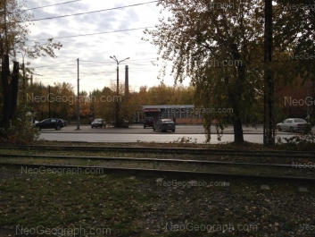На фото видно: Машиностроителей улица, 11А. Екатеринбург (Свердловская область)