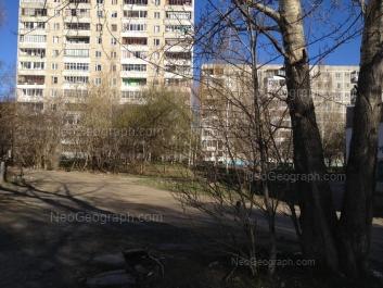 View to: Belorechenskaya street, 23/4; Belorechenskaya street, 23/5. Yekaterinburg (Sverdlovskaya oblast)