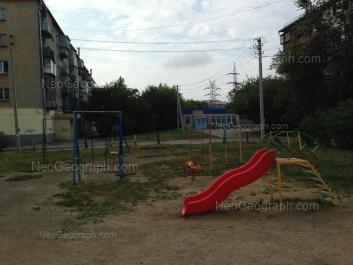 View to: Iliicha street, 71А; Iliicha street, 71ж. Yekaterinburg (Sverdlovskaya oblast)