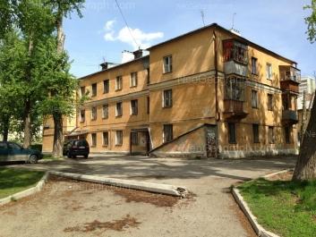 View to: Bebeliya street, 176А. Yekaterinburg (Sverdlovskaya oblast)