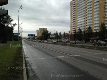 На фото видно: Токарей улица, 40 (Радуга, жилой комплекс). Екатеринбург (Свердловская область)