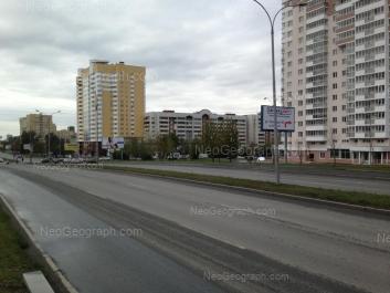 View to: Tatischeva street, 53; Tatischeva street, 54; Tokarey street, 40 (Радуга, жилой комплекс). Yekaterinburg (Sverdlovskaya oblast)