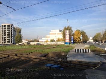 View to: Sibirskiy trakt street, 34А. Yekaterinburg (Sverdlovskaya oblast)